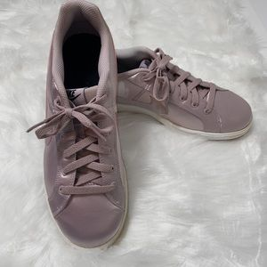 Nike Lace Up Slip Ons
